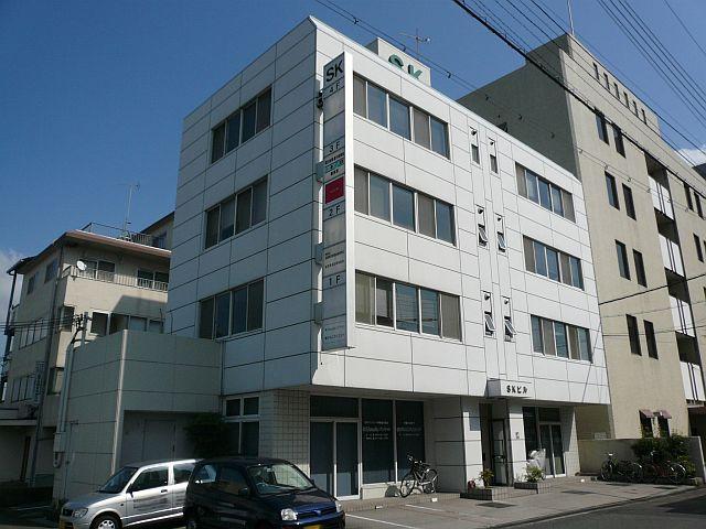 大津市 京阪石坂線島ノ関駅徒歩3分 2階事務所仕様テナント