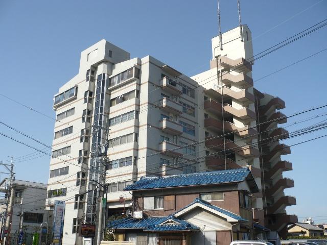 野洲市 JR野洲駅徒歩5分 事務所、教室向きの3F約28坪テナント!