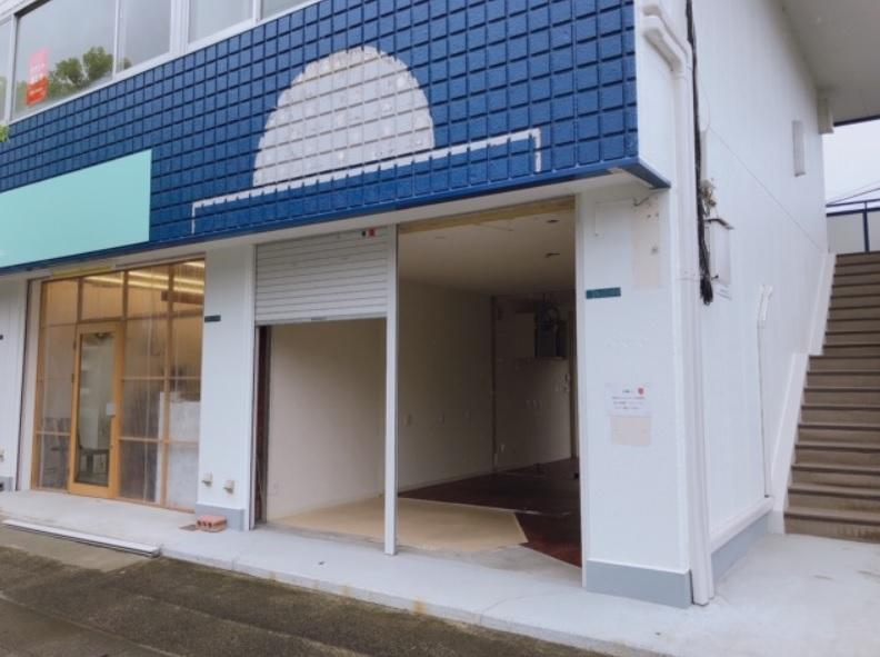 守山市 JR守山駅徒歩14分 1階約10坪テナント