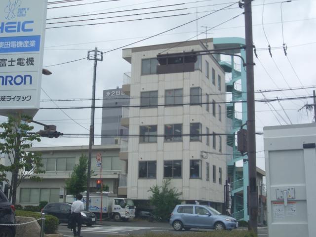 栗東市下鈎 JR栗東駅徒歩12分、オフィスビル5階約24坪テナント