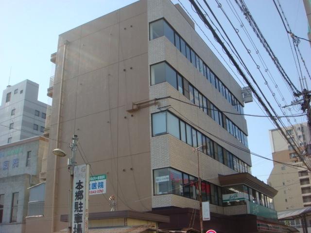 大津市 JR瀬田駅前 3F約18坪テナント