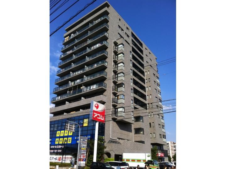 大津市 JR湖西線堅田駅徒歩4分、161号線沿い3F約24坪テナント 物販・オフィスに適す!