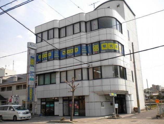 栗東市 JR草津線手原駅徒歩10分、4階約11坪事務所向きテナント!