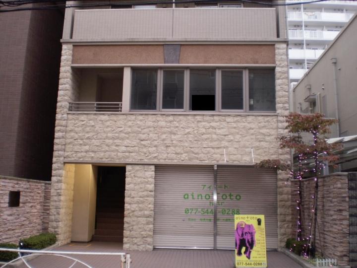 大津市 JR瀬田駅徒歩1分 2階テナント エステ・医療・オフィスにおすすめ!