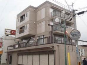 大津市 JR石山駅徒歩2分 2階約16坪テナント 業種相談ください♪