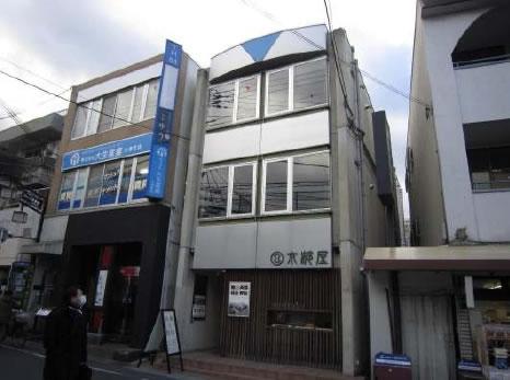 大津市 JR膳所駅徒歩2分!SOHO向け2階オフィス
