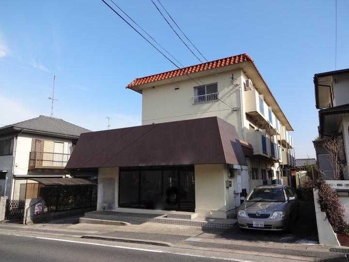 大津市赤尾エリア 1階部分の店舗テナント約16坪 整体居抜き