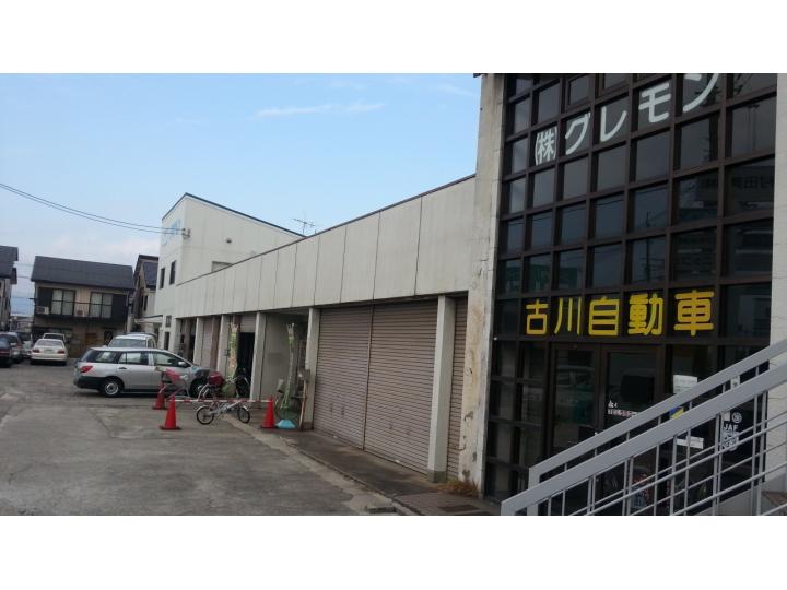 栗東市 JR草津駅徒歩20分 国道1号線沿いの好立地、営業所におすすめテナント