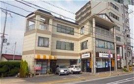 野洲市 JR野洲駅徒歩3分  1階約29坪テナント