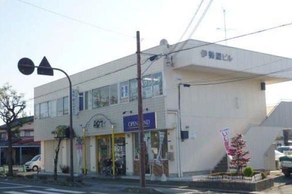 守山市 JR守山駅徒歩14分 2階約10坪事務所テナント
