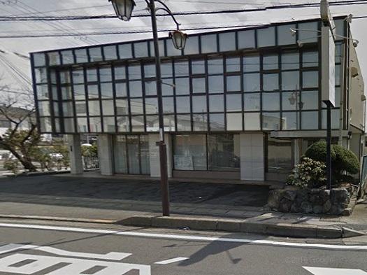 近江八幡市 JR近江八幡駅 徒歩20分 幹線道路沿い、2階事務所向きテナント