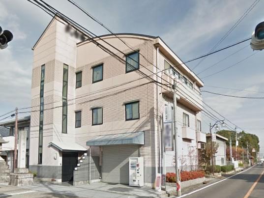 守山市 浜街道沿い 1階飲食店跡テナント、厨房設備一部残置有。