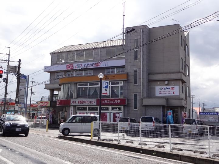 守山市播磨田町 レインボーロード沿い2F約34坪テナント 業種応相談