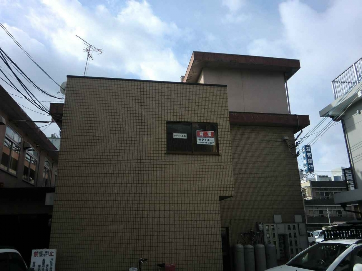 近江八幡市 JR近江八幡駅徒歩2分 2階約39坪店舗事務所テナント