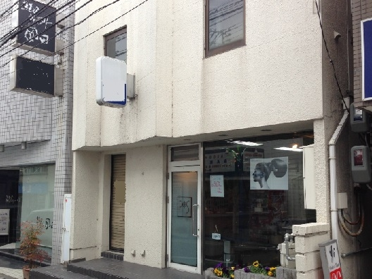 大津市 JR膳所駅徒歩3分 2F約10坪店舗テナント内装綺麗です。エステ等に最適。