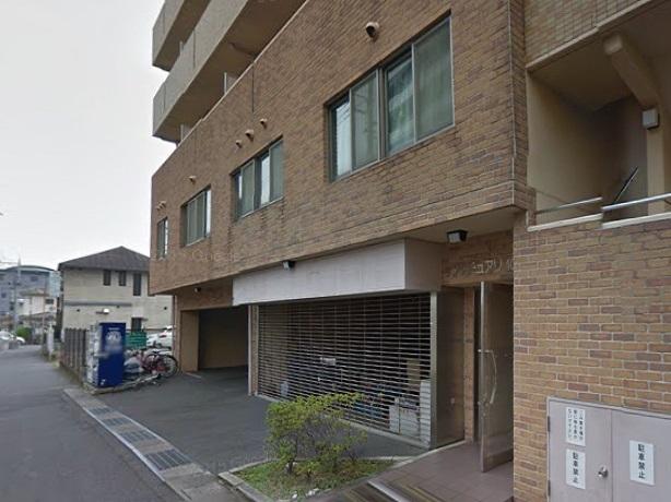 守山市 JR守山駅徒歩1分の好立地! 17坪 2階事務所 内装綺麗です♪