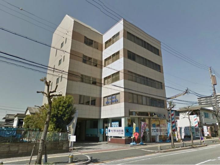 近江八幡市 JR近江八幡駅徒歩10分ぶーめらん通り沿い4F約42坪テナント