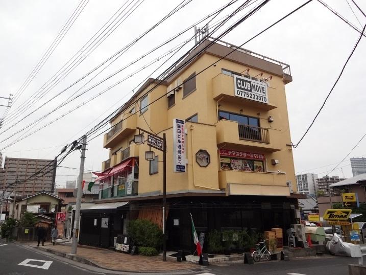 大津市 JR膳所駅徒歩4分 ときめき坂沿い 3F約10坪テナント 防音設備有!!