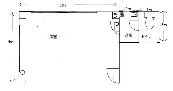 2号線沿い 草津駅徒歩10分2Fテナント