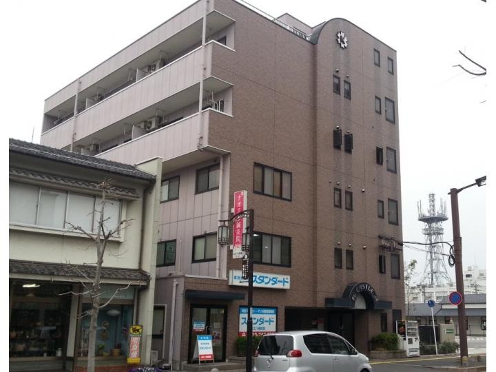 近江八幡市 JR近江八幡駅徒歩7分 2F約6坪事務所向きテナント。エレベータ有。