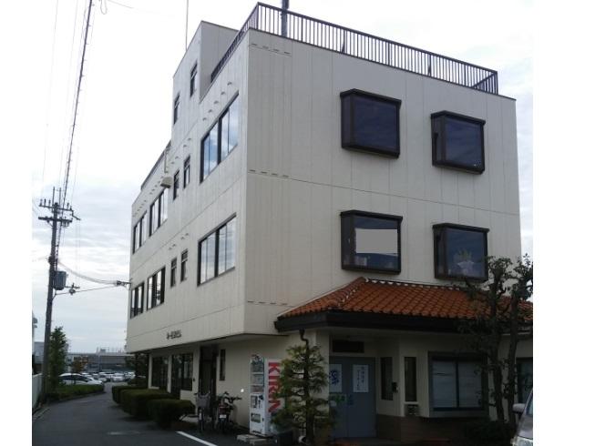 栗東市 JR栗東駅徒歩13分 3F事務所テナント