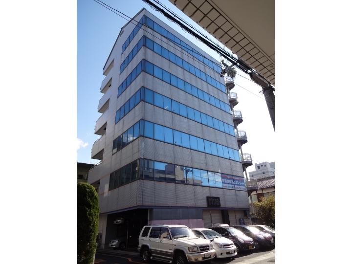 大津市 JR瀬田駅徒歩2分、事務所ビル4F約36坪テナント