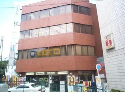 大津市 JR瀬田駅前徒歩1分 3F約14坪事務所向けテナント