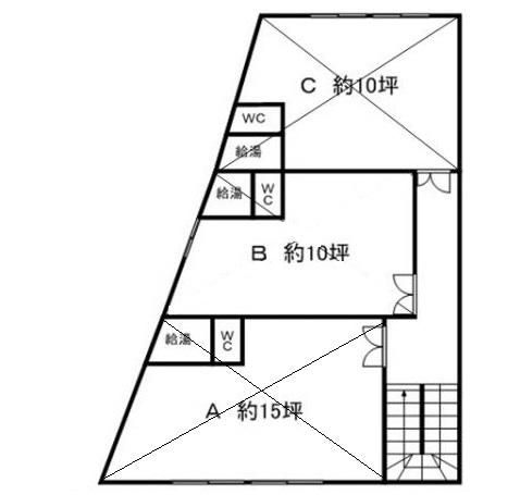 大津市 JR大津駅徒歩7分!事務所向きテナント