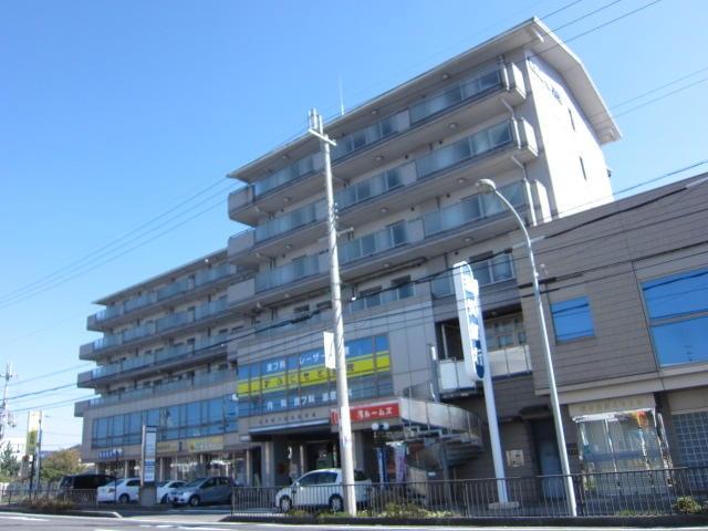 栗東市 JR栗東駅徒歩7分 2階約27坪事務所・塾・教室向きテナント