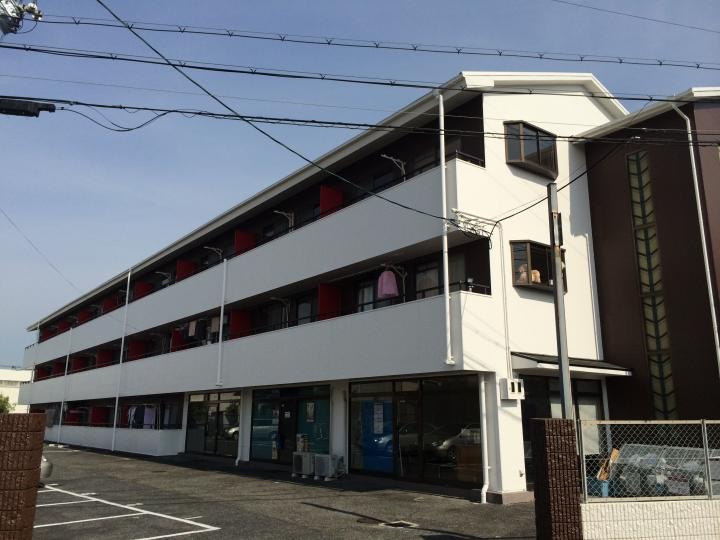 草津市 JR草津駅徒歩14分 1階事務所・店舗テナント