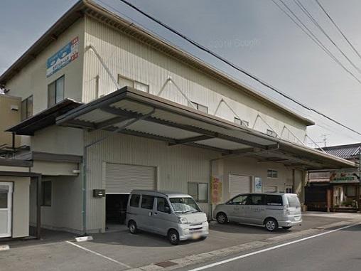 守山市石田町 県道147号線に面する倉庫テナント