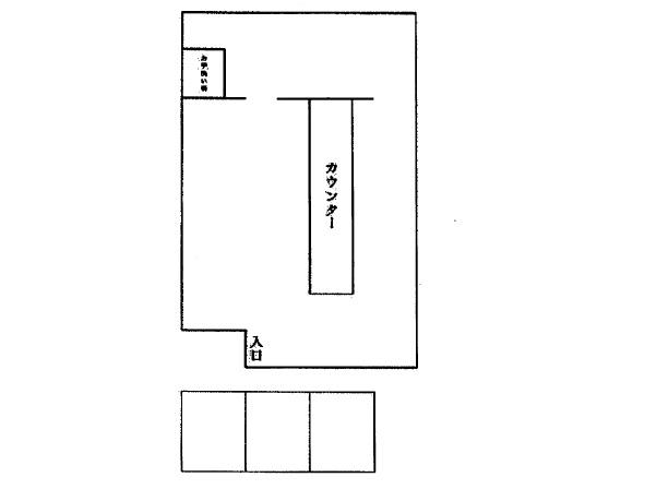 草津市 JR草津駅徒歩14分 1階店舗テナント 駐車場有
