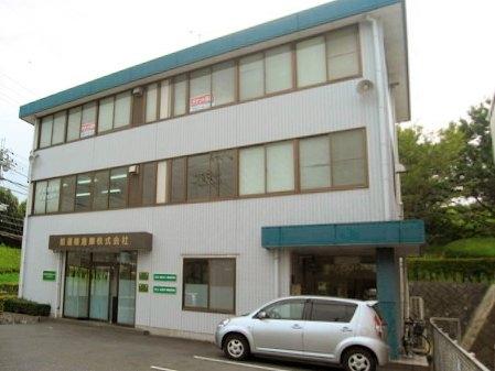 甲賀市 駐車場3台・水道料賃料込み!3F約18坪事務所テナント