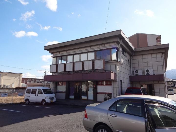 湖南市 JR草津線甲西駅徒歩5分 2F事務所向きテナント