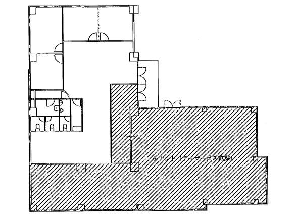 大津市 湖西線大津京駅徒歩7分 161号線沿い1階事務所向けテナント