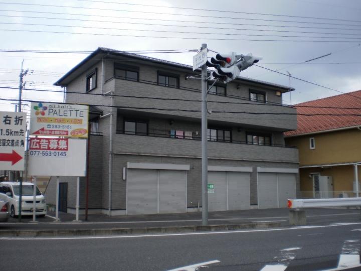 守山市 店舗・事務所テナント 駐車場確保可!