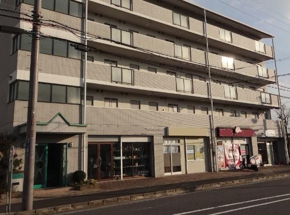 草津市 追分エリア 1階約16坪店舗事務所テナント スーパー近く