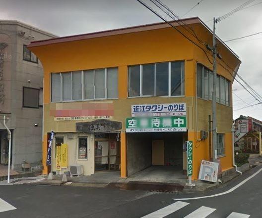 湖南市 JR草津線三雲駅すぐ、飲食可能店舗テナント