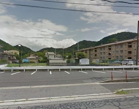 野洲市 JR野洲駅徒歩16分 8号線沿い沿い 約678坪リース地