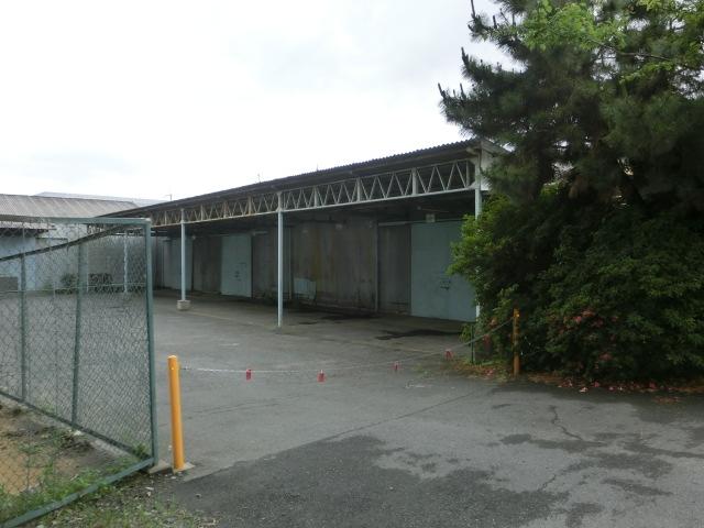 草津市準工業地域 草津田上インターすぐの約154坪倉庫テナント