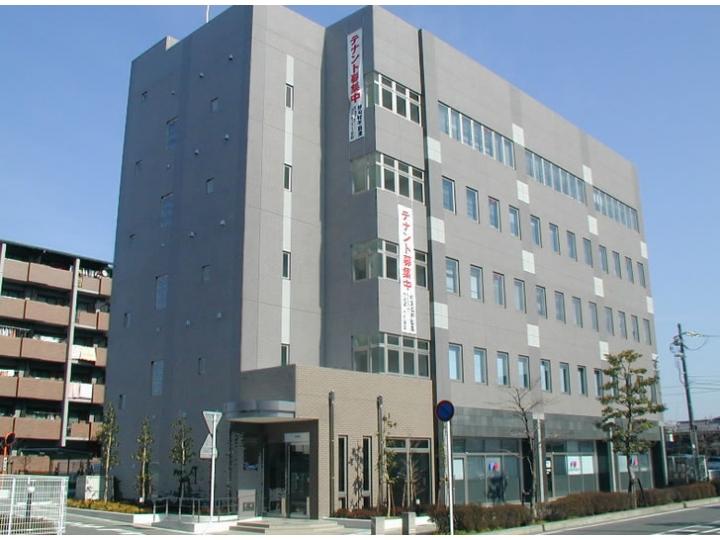 栗東市 JR栗東駅徒歩3分 5F約17坪事務所向けテナント