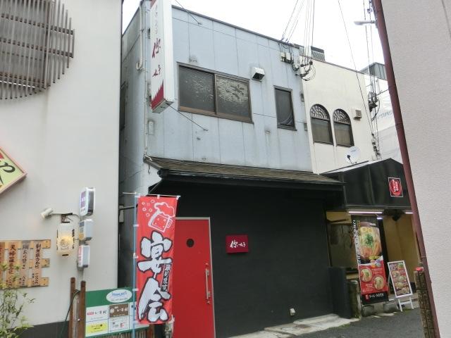 大津市 JR石山駅徒歩2分 スナック跡一棟貸店舗