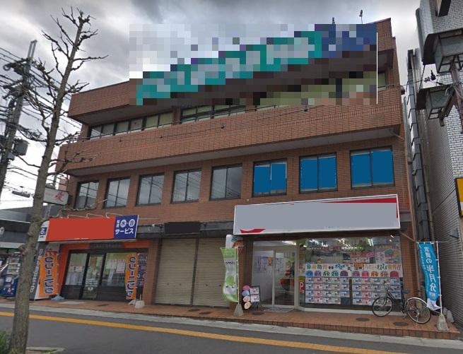大津市 JR瀬田駅徒歩2分 2F約16坪テナント