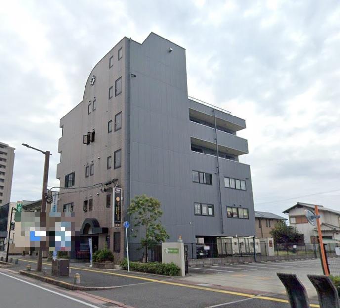 近江八幡市 JR近江八幡駅徒歩7分 ブーメラン通り沿い 2階約4坪テナント