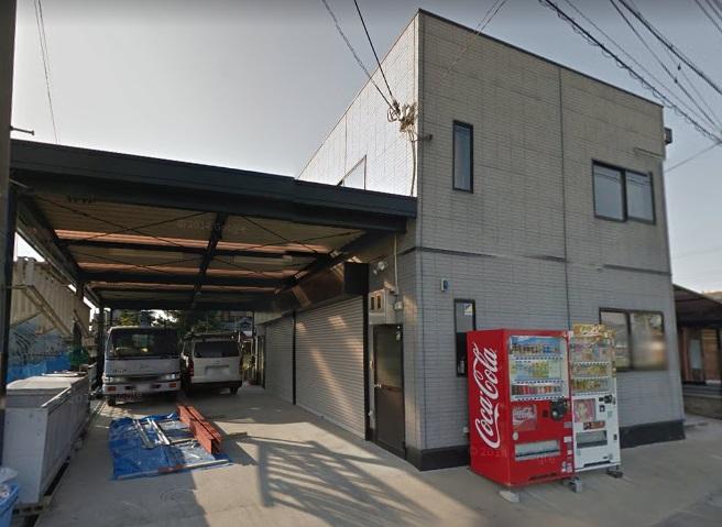 野洲市 事務所付倉庫テナント