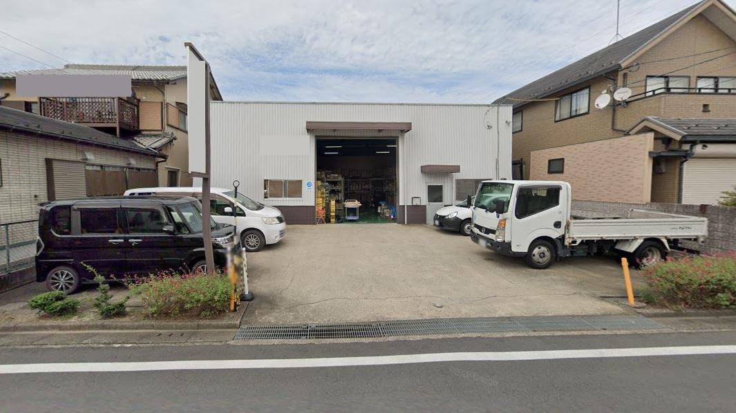 近江八幡市 JR近江八幡駅徒歩9分 67坪の事務所付倉庫
