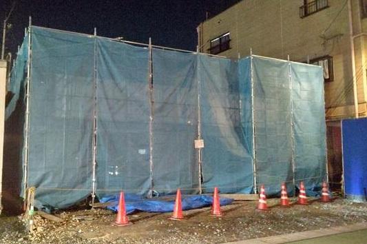 守山市 新築約10坪テナント