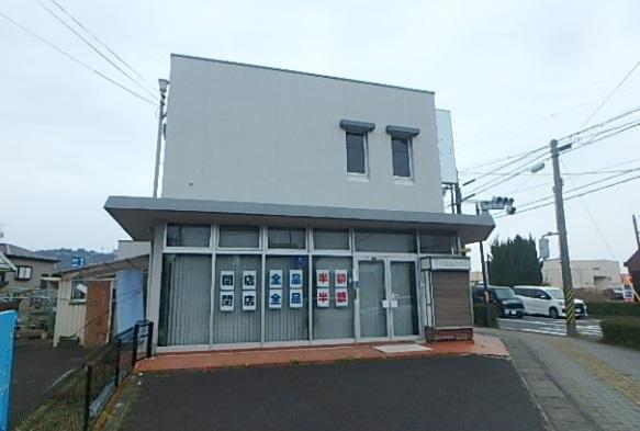 栗東市 JR草津線手原駅徒歩4分 インターチェンジすぐ! 一棟貸店舗事務所
