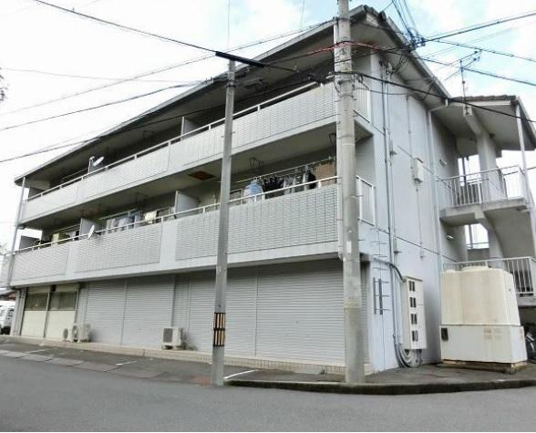 甲賀市 近江鉄道貴生川駅徒歩15分 1階約13坪店舗