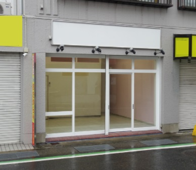 大津市 JR膳所駅徒歩1分 1階約7坪テナント
